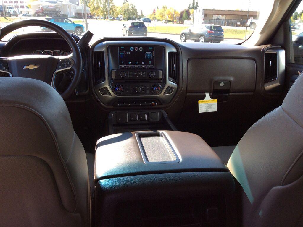 Grey 2015 Chevrolet Silverado 1500 Apple Carplay/Android Auto Photo in Westlock AB