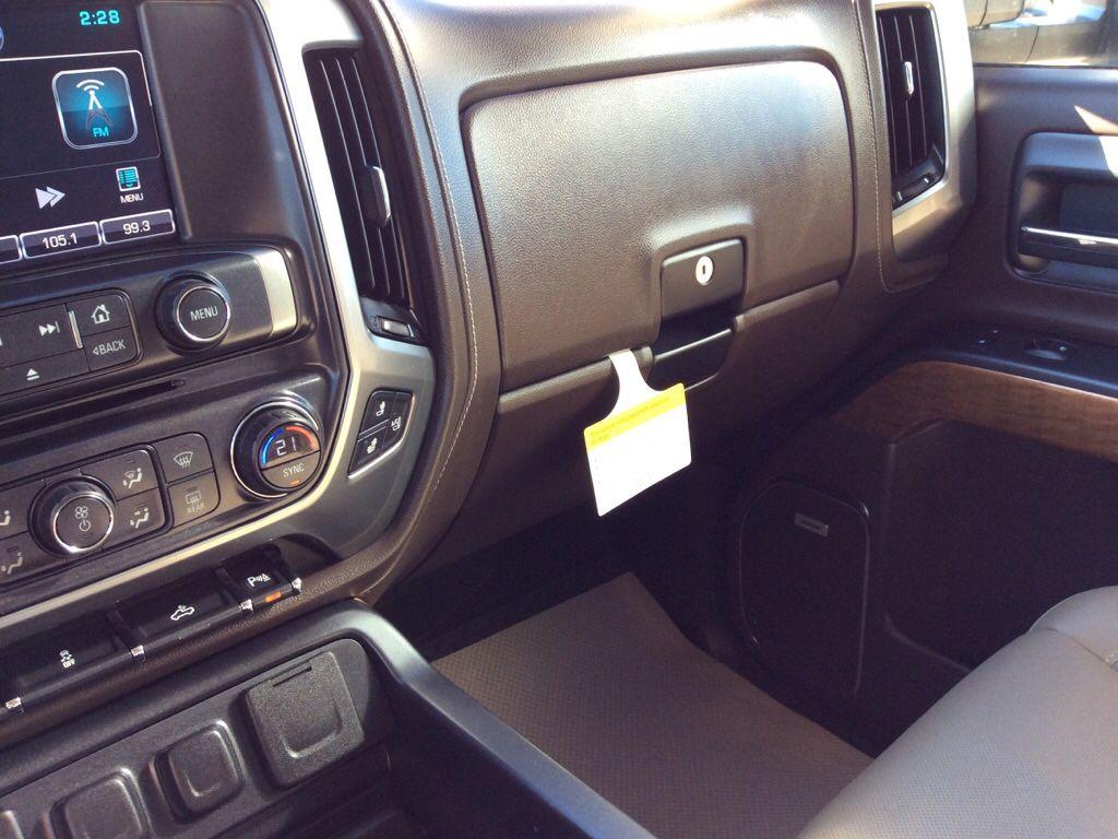 Grey 2015 Chevrolet Silverado 1500 Backup Camera Closeup Photo in Westlock AB