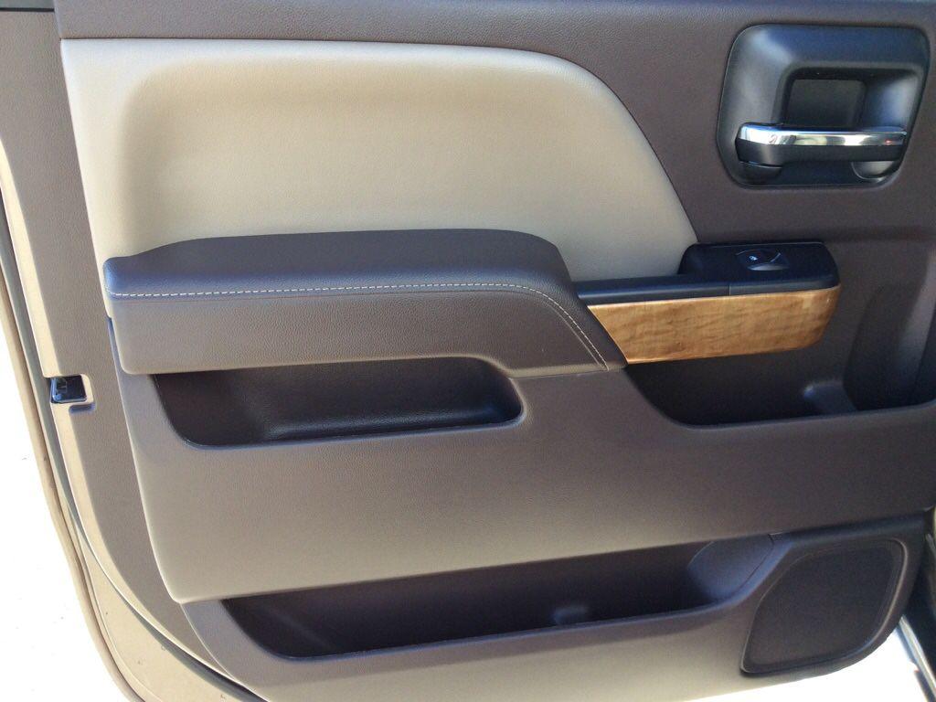 Grey 2015 Chevrolet Silverado 1500 Rear of Vehicle Photo in Westlock AB