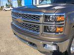 Grey 2015 Chevrolet Silverado 1500 Left Rear Interior Door Panel Photo in Westlock AB