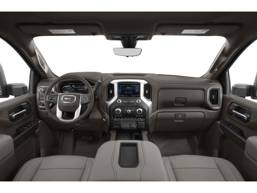 Blue 2022 GMC Sierra 3500HD Driver's Side Door Controls Photo in Westlock AB