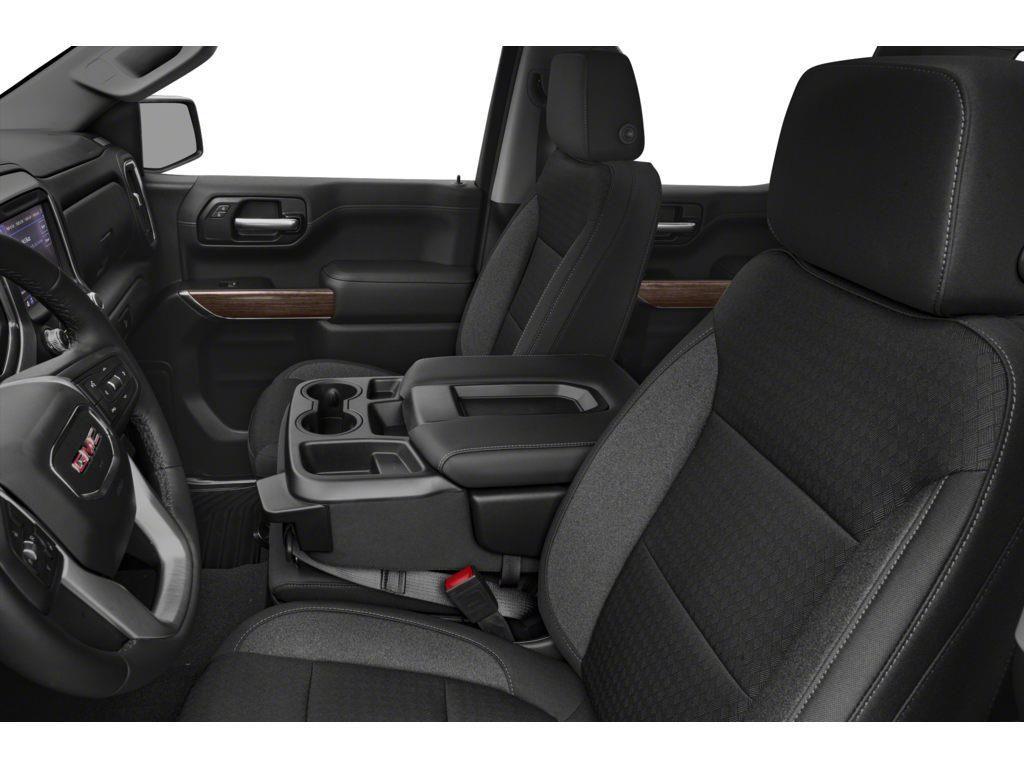 Grey 2021 GMC Sierra 1500 Left Front Interior Photo in Westlock AB
