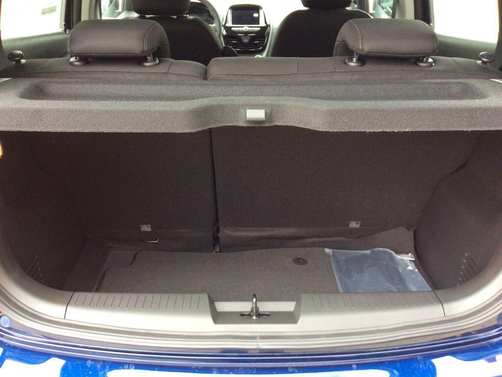 Blue 2022 Chevrolet Spark Trunk / Cargo Area Photo in Westlock AB