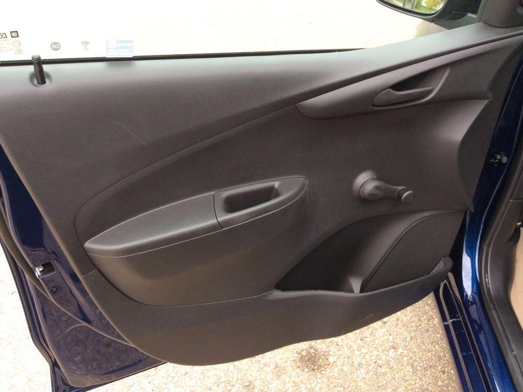 Blue 2022 Chevrolet Spark LR Door Panel Ctls Photo in Westlock AB
