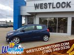 Blue 2022 Chevrolet Spark Primary Listing Photo in Westlock AB