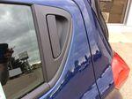 Blue 2022 Chevrolet Spark Navigation Screen Closeup Photo in Westlock AB