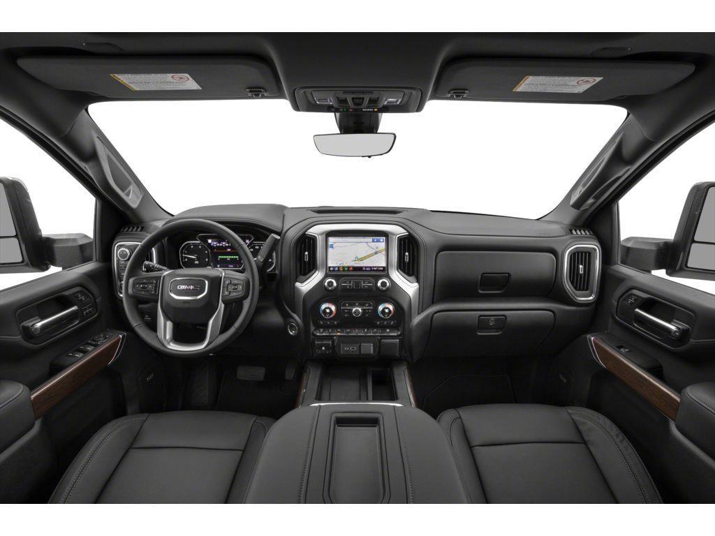 White 2022 GMC Sierra 2500HD Driver's Side Door Controls Photo in Westlock AB