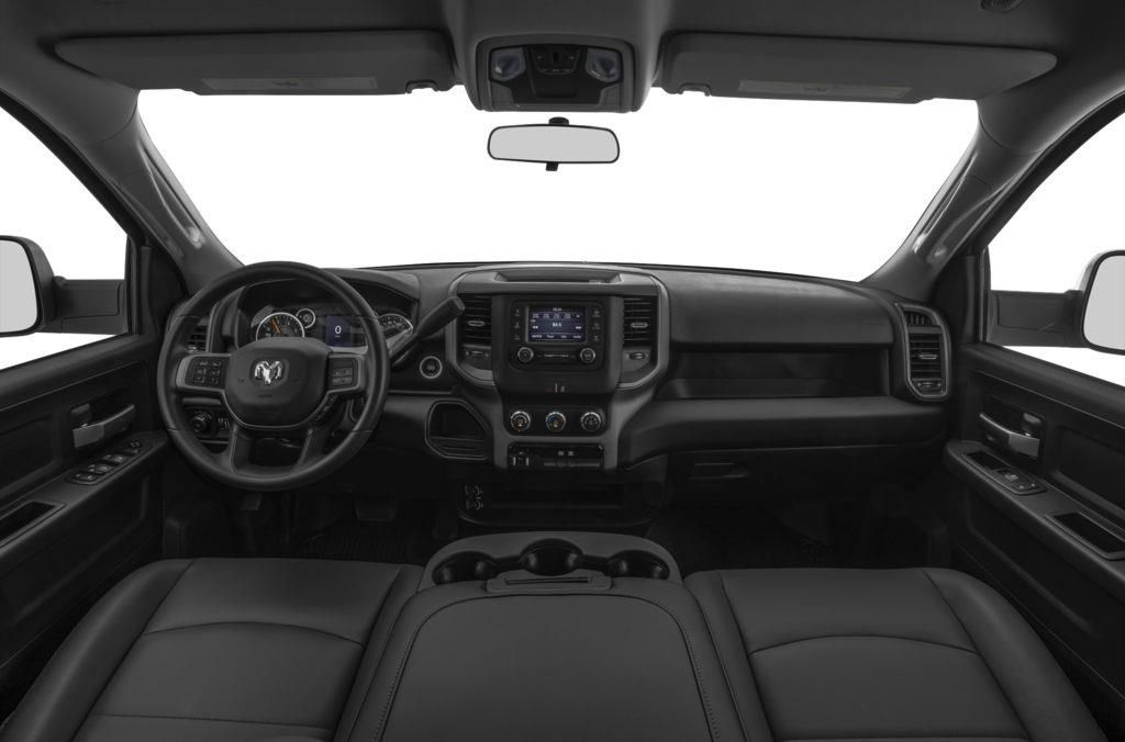White[Bright White] 2019 Ram 2500  Driver's Side Door Controls Photo in Fort Macleod AB