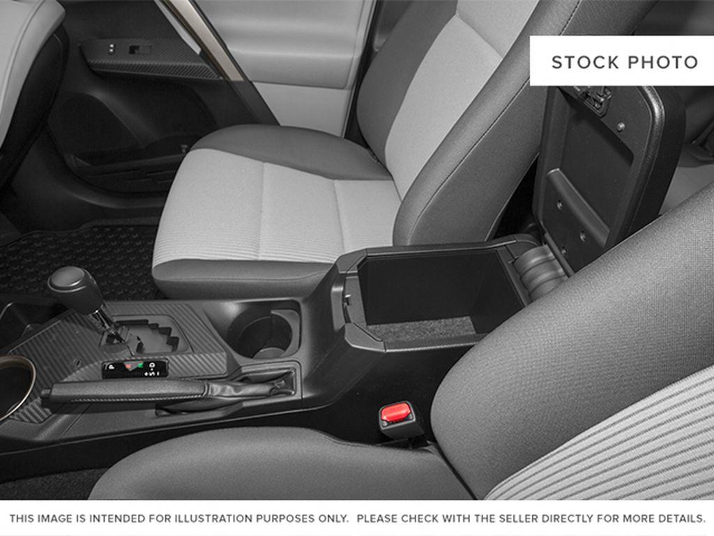 2014 Toyota RAV4 Center Console Photo in Medicine Hat AB