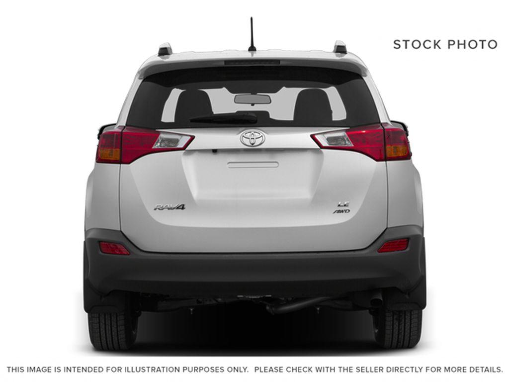 2014 Toyota RAV4 Rear of Vehicle Photo in Medicine Hat AB