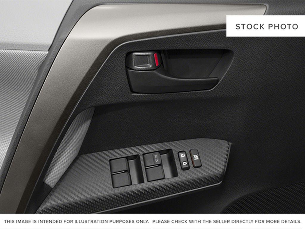 2014 Toyota RAV4 Left Front Interior Door Panel Photo in Medicine Hat AB