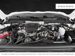 White[Iridescent Pearl Tricoat] 2018 Chevrolet Silverado 3500HD Engine Compartment Photo in Fort Macleod AB