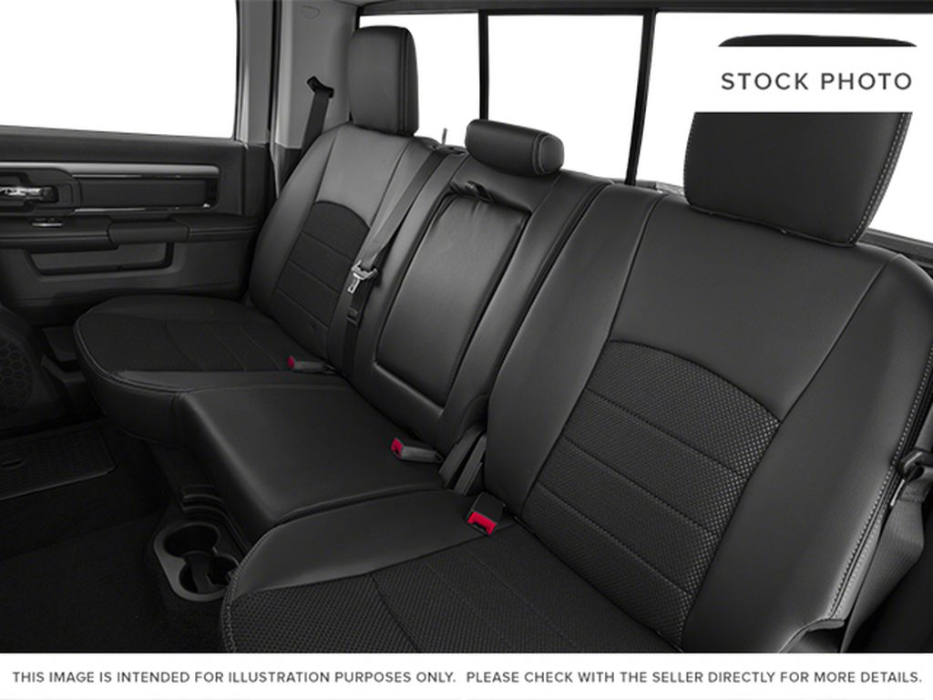 Red[Deep Cherry Red Crystal Pearlcoat] 2014 Ram 1500 Left Side Rear Seat  Photo in Fort Macleod AB
