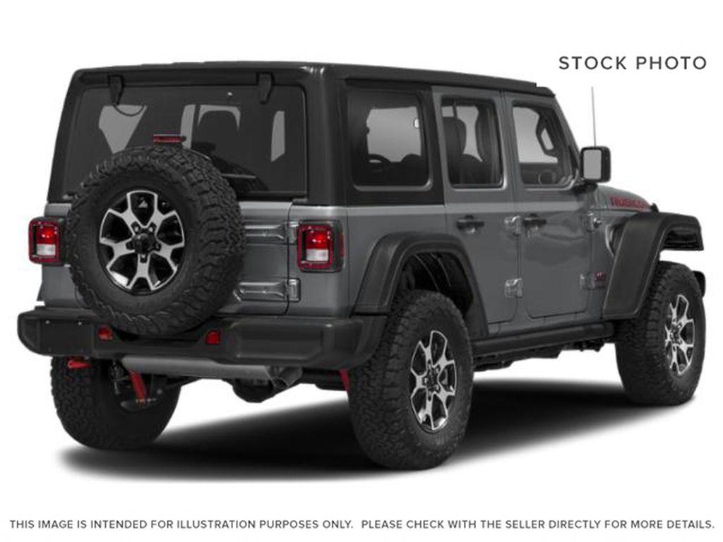 Teal 2020 Jeep Wrangler Unlimited  Driver's Side Door Controls Photo in Brockville ON