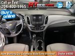 White[Iridescent Pearl Tricoat] 2019 Chevrolet Equinox LT AWD - Remote Start, Heated Seats, Bluetooth Central Dash Options Photo in Winnipeg MB
