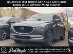 MACHINE GREY METALLIC 2017 Mazda CX-5 GT Tech Package Primary Photo in Edmonton AB