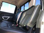 White[Glacier White] 2018 Nissan Titan XD Left Side Rear Seat  Photo in Edmonton AB