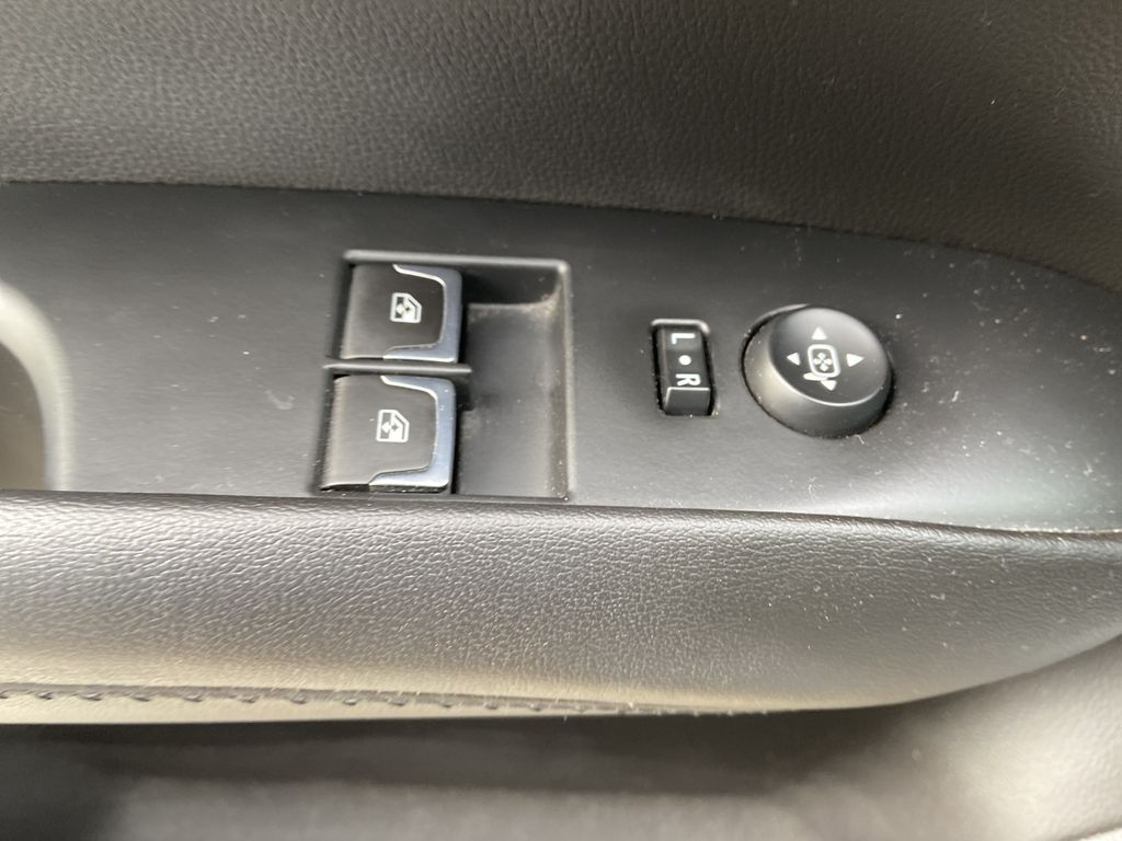 Black[Black Raven] 2017 Cadillac ATS Coupe  Driver's Side Door Controls Photo in Calgary AB
