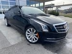 Black[Black Raven] 2017 Cadillac ATS Coupe Primary Photo in Calgary AB