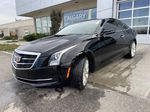 Black[Black Raven] 2017 Cadillac ATS Coupe Left Front Head Light / Bumper and Grill in Calgary AB