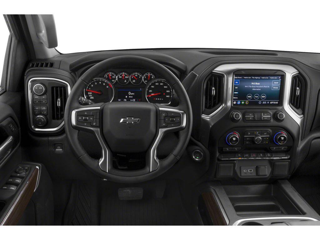 White 2021 Chevrolet Silverado 1500 Left Front Interior Door Panel Photo in Barrhead AB