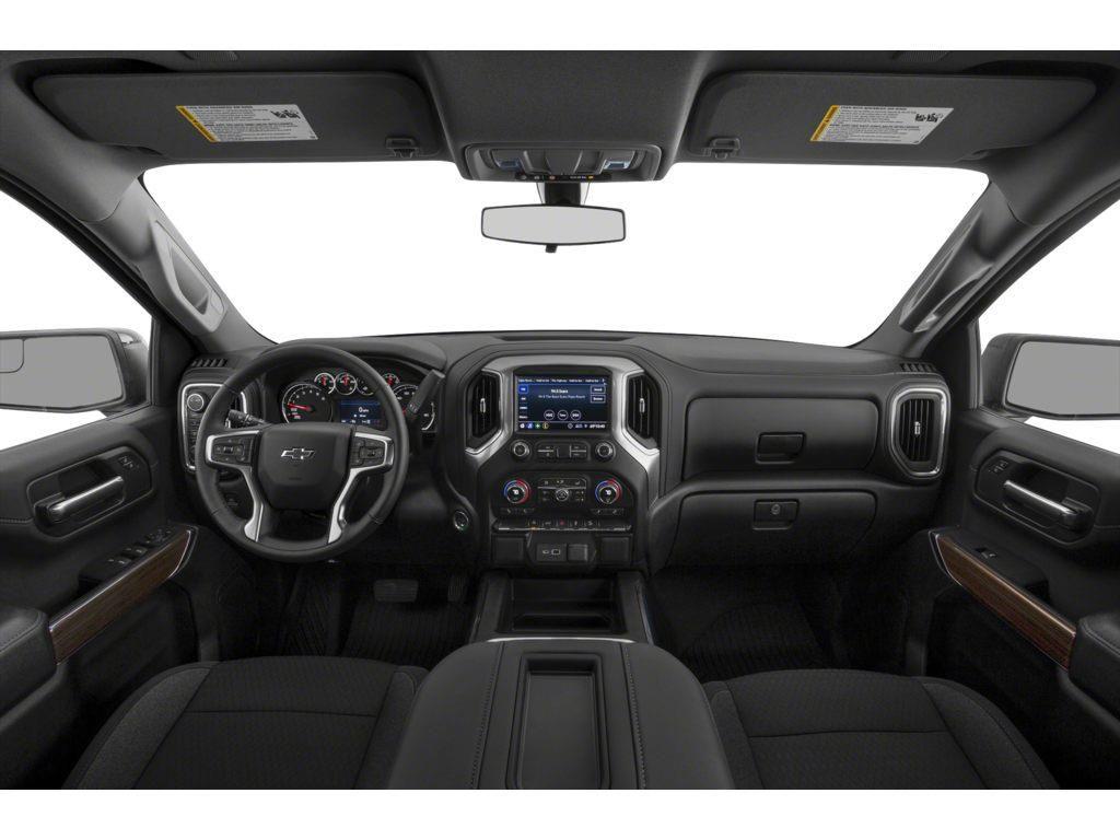 White 2021 Chevrolet Silverado 1500 Driver's Side Door Controls Photo in Barrhead AB