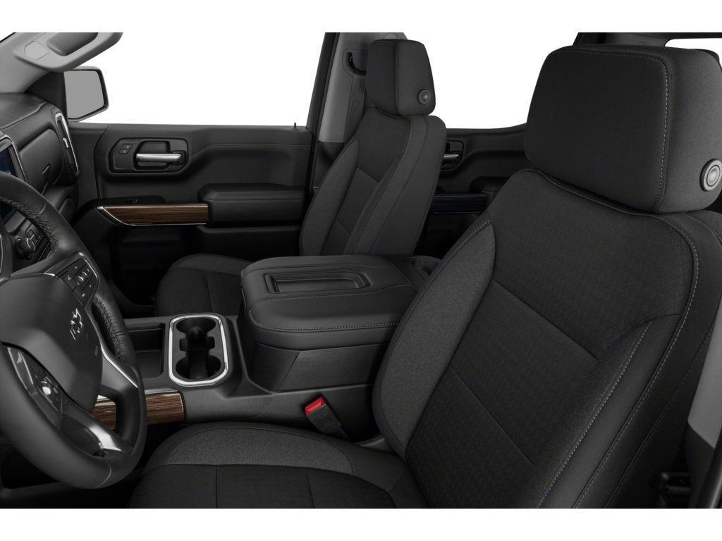 White 2021 Chevrolet Silverado 1500 Left Front Interior Photo in Barrhead AB