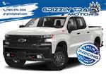 White 2021 Chevrolet Silverado 1500 Primary Listing Photo in Barrhead AB