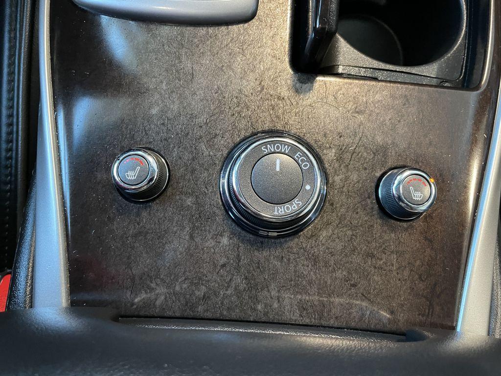 Gray 2015 INFINITI QX60 4DR AWD Engine Compartment Photo in Edmonton AB