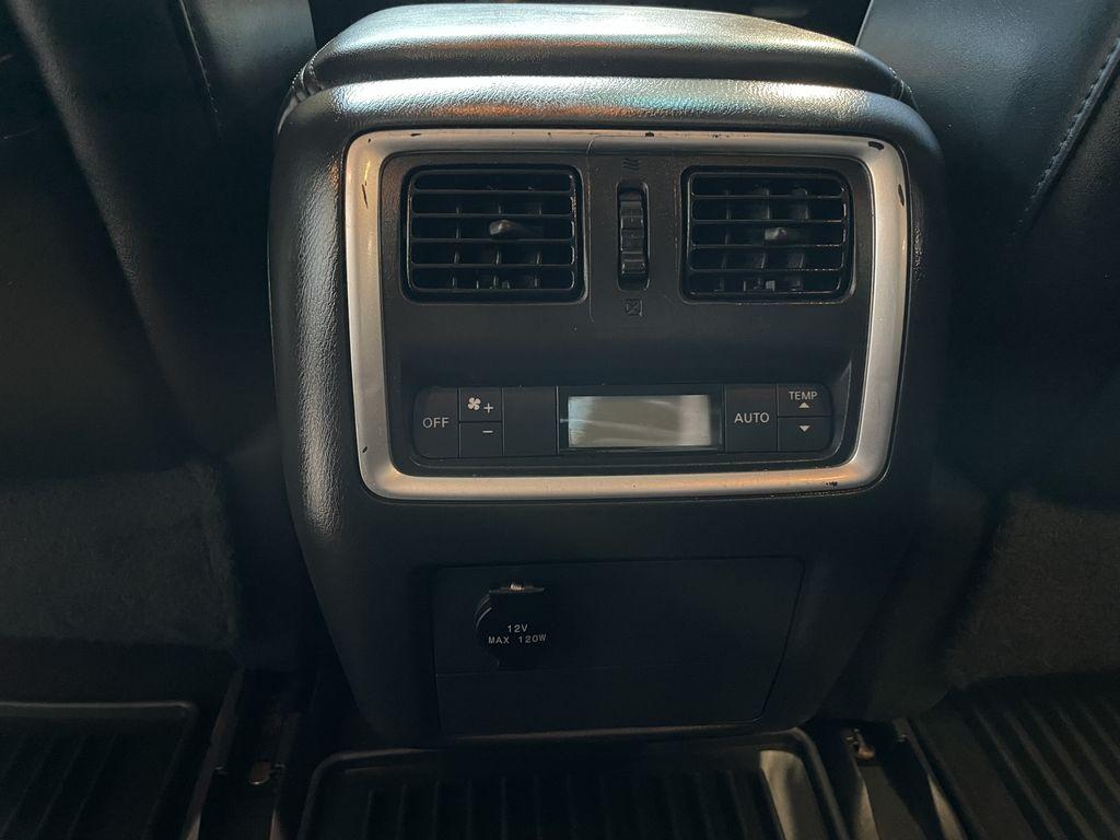 Gray 2015 INFINITI QX60 4DR AWD Central Dash Options Photo in Edmonton AB