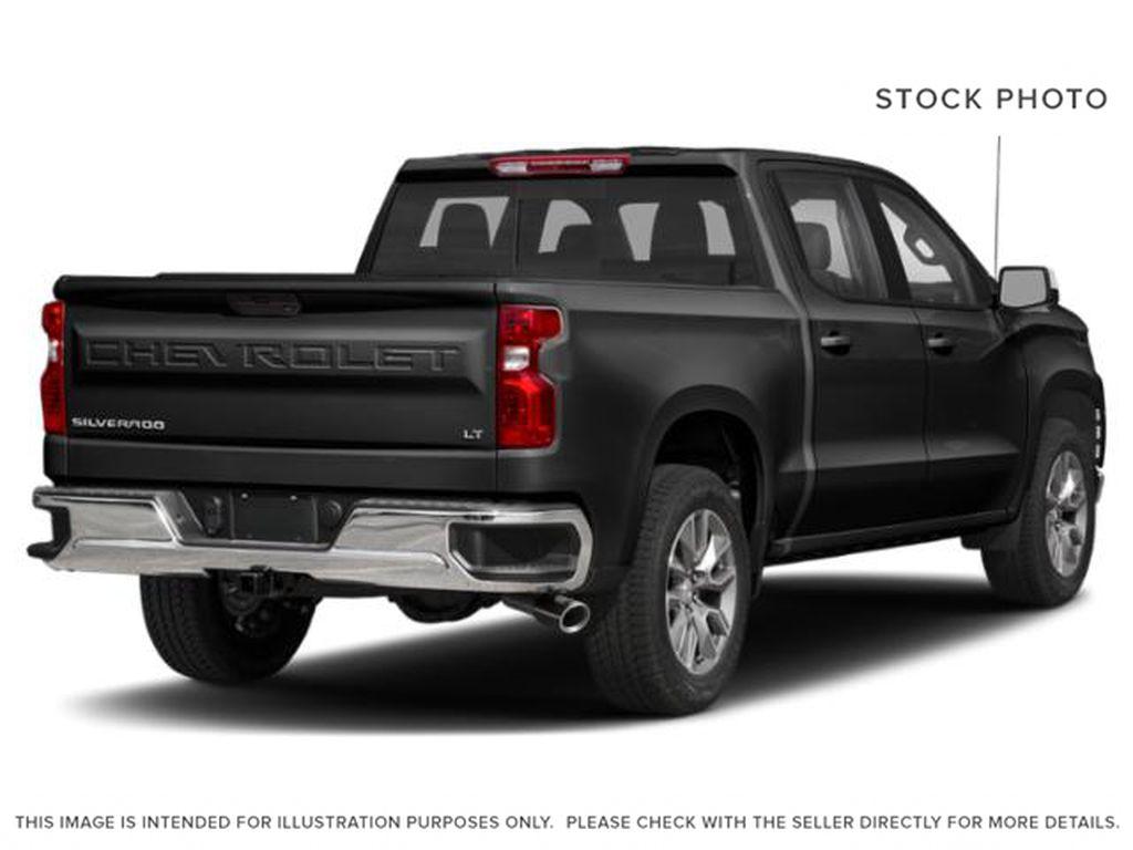 Black[Black] 2020 Chevrolet Silverado 1500 Right Rear Corner Photo in Fort Macleod AB