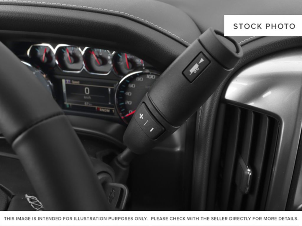 Black[Black] 2015 Chevrolet Silverado 2500HD Center Console Photo in Fort Macleod AB
