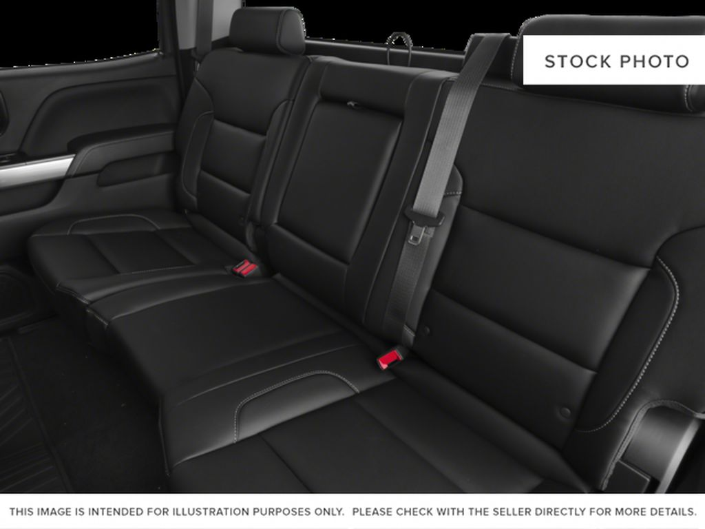 Black[Black] 2015 Chevrolet Silverado 2500HD Left Side Rear Seat  Photo in Fort Macleod AB