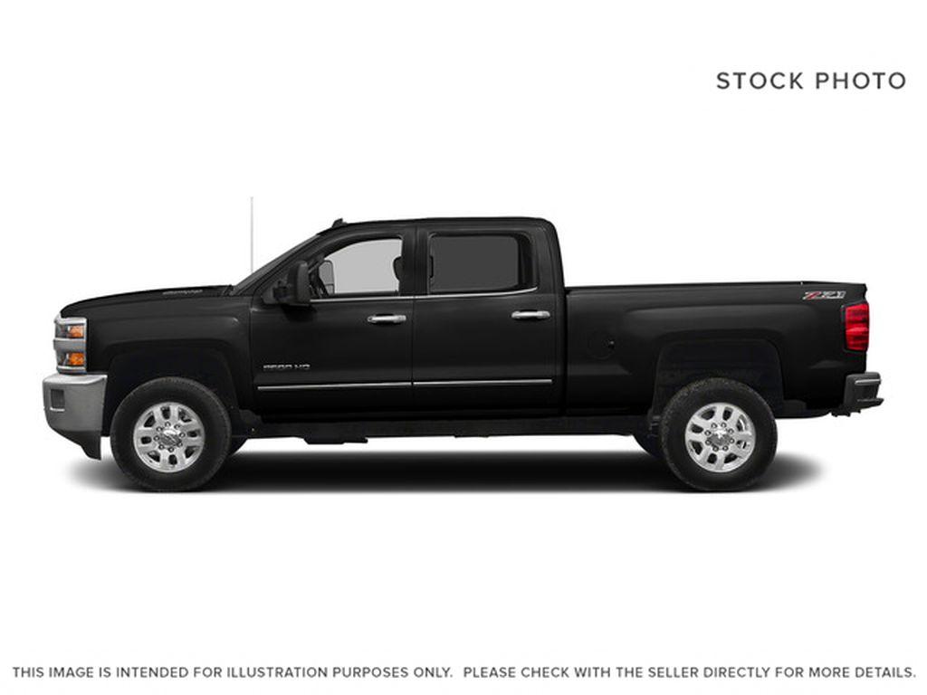 Black[Black] 2015 Chevrolet Silverado 2500HD Left Side Photo in Fort Macleod AB