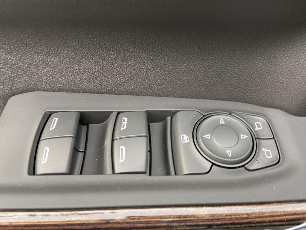 Gray[Dark Sky Metallic] 2021 GMC Sierra 1500 Elevation  Driver's Side Door Controls Photo in Calgary AB