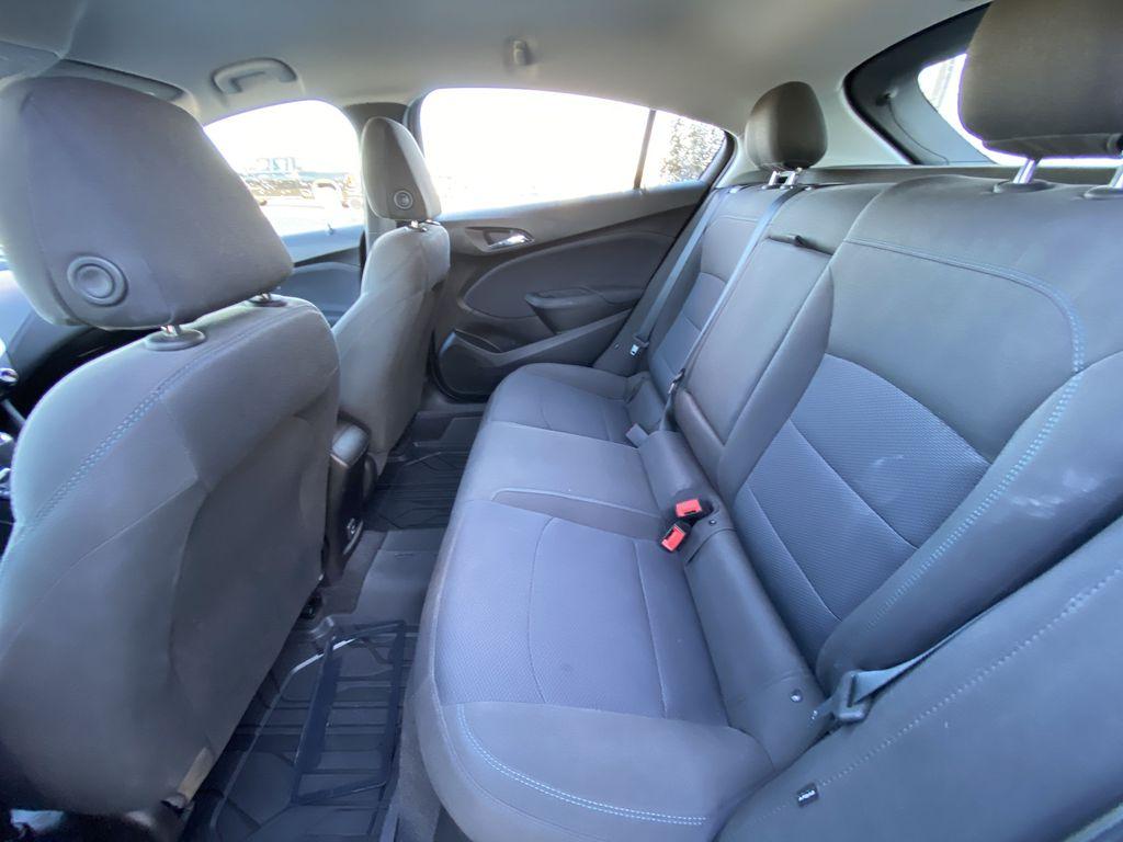 Blue[Kinetic Blue Metallic] 2019 Chevrolet Cruze LT LR Door Panel Ctls Photo in Calgary AB