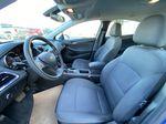 Blue[Kinetic Blue Metallic] 2019 Chevrolet Cruze LT Left Front Interior Photo in Calgary AB