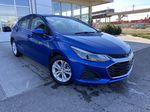 Blue[Kinetic Blue Metallic] 2019 Chevrolet Cruze LT Primary Photo in Calgary AB