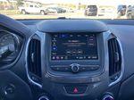 Blue[Kinetic Blue Metallic] 2019 Chevrolet Cruze LT Radio Controls Closeup Photo in Calgary AB