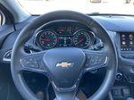 Blue[Kinetic Blue Metallic] 2019 Chevrolet Cruze LT Steering Wheel and Dash Photo in Calgary AB