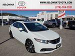 White[Taffeta White] 2013 Honda Civic SI Sedan Primary Photo in Kelowna BC