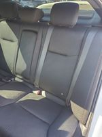 White[Taffeta White] 2013 Honda Civic SI Sedan Left Side Rear Seat  Photo in Kelowna BC