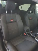 White[Taffeta White] 2013 Honda Civic SI Sedan Right Side Front Seat  Photo in Kelowna BC