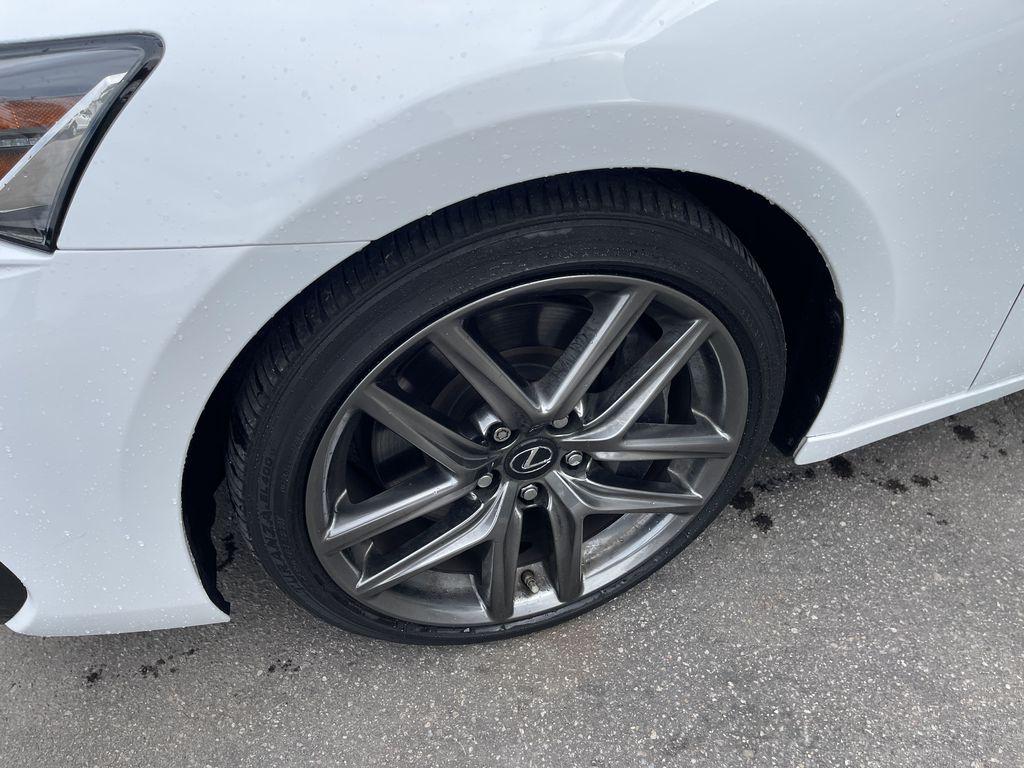 Black 2018 Lexus IS Left Front Corner Photo in Brampton ON