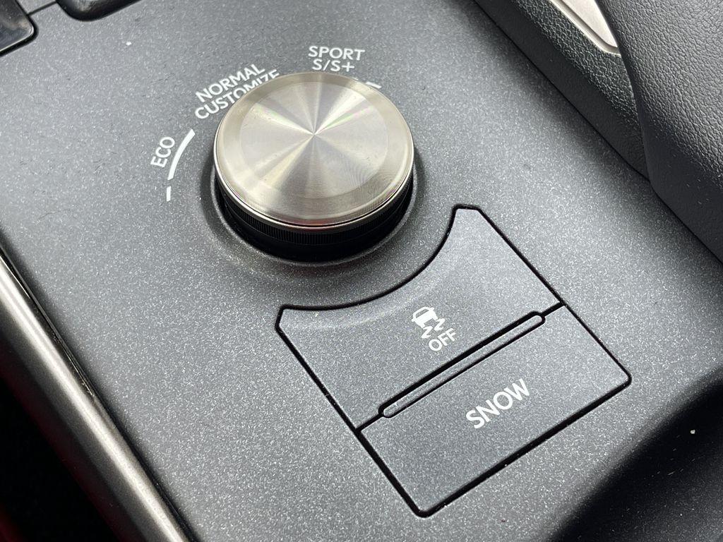 Black 2018 Lexus IS Right Front Interior Door Panel Photo in Brampton ON