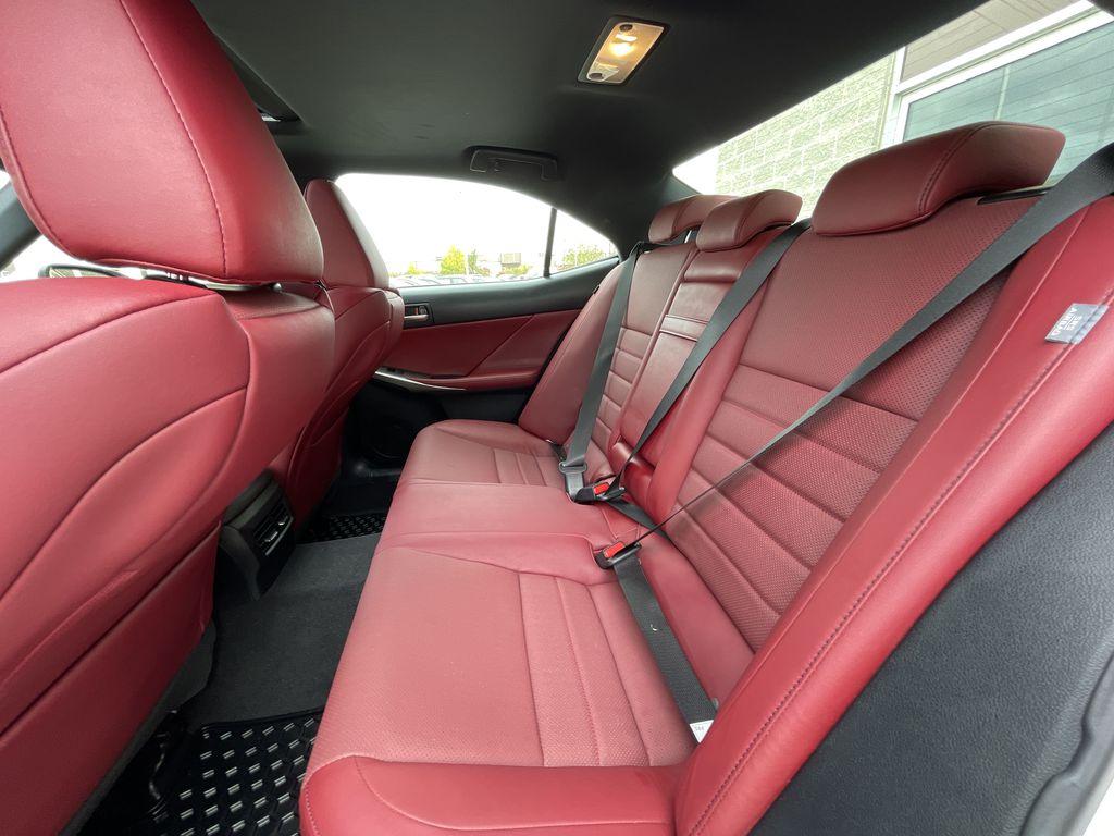 Black 2018 Lexus IS Additional Photo 1 in Brampton ON
