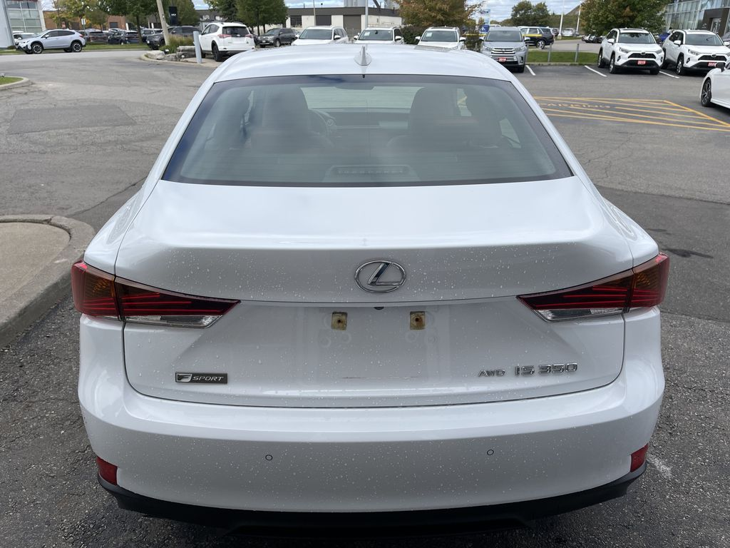 Black 2018 Lexus IS Left Front Interior Photo in Brampton ON