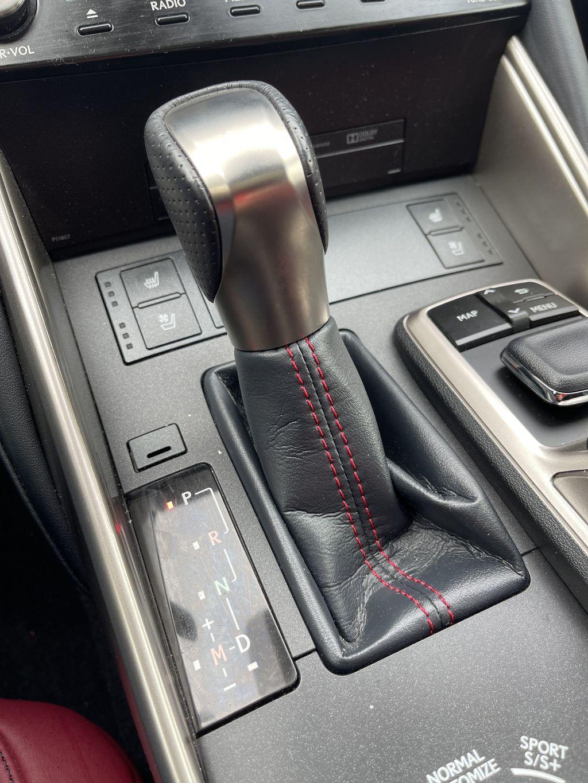 Black 2018 Lexus IS Right Side Rear Seat  Photo in Brampton ON