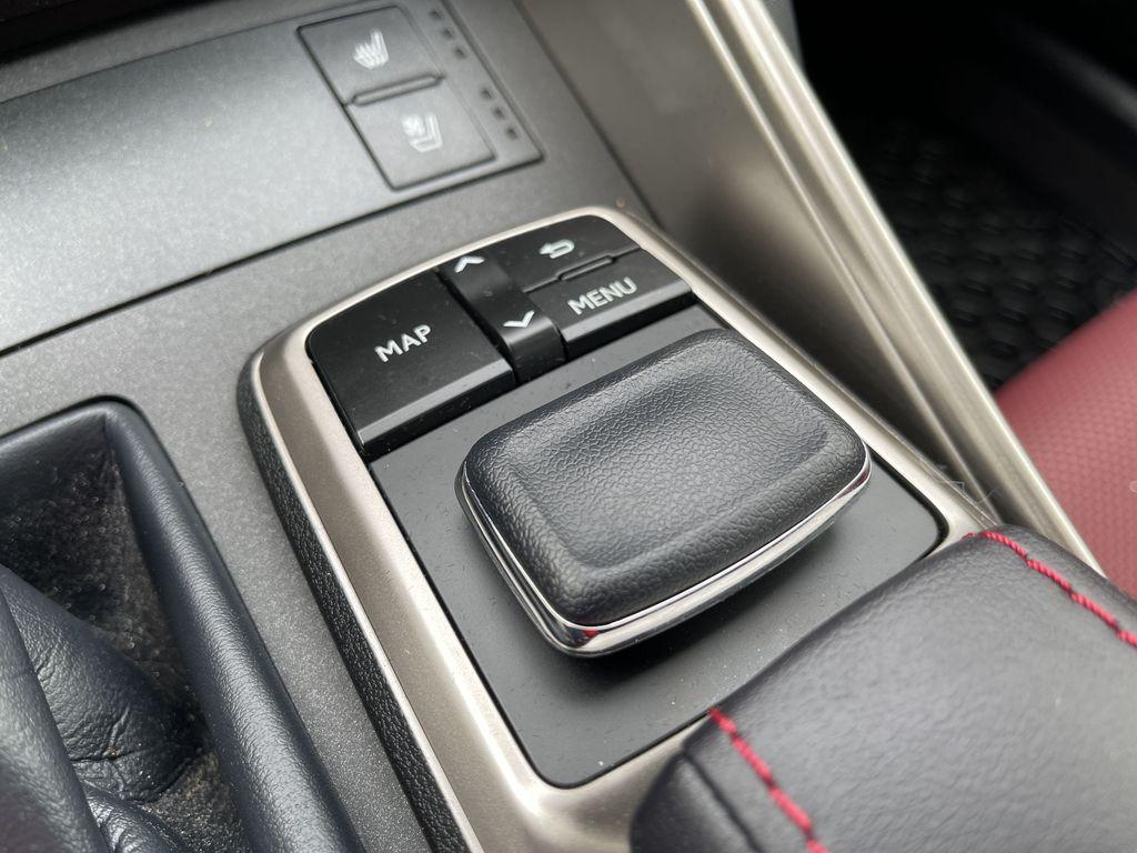 Black 2018 Lexus IS Right Side Front Seat  Photo in Brampton ON