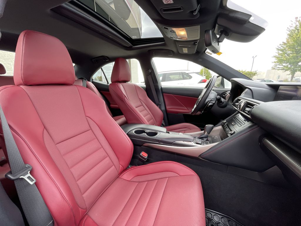 Black 2018 Lexus IS Additional Photo 2 in Brampton ON